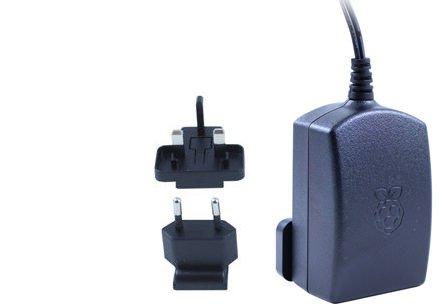 31SbYmKIg6L - Melopero Raspberry Pi 3 Official Starter Kit Black, con Cargador Oficial, Caja Oficial, microSD Oficial de 16GB con Noobs, Cable HDMI y disipadores
