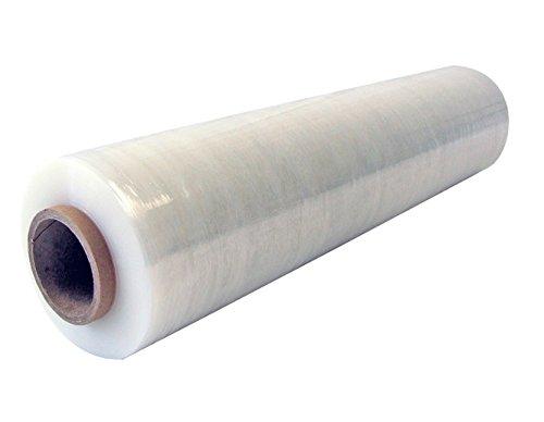 Pellicola di protezione estensibile, trasparente, imballaggio per traslochi, 450mm x 270metri