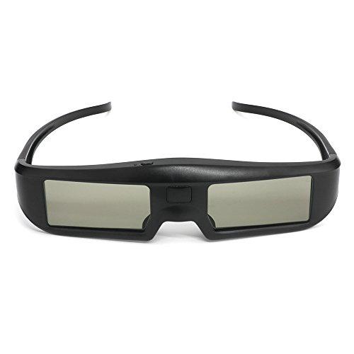 Docooler G06-BT Vetri Otturatori 3D Attivi Occhiali di Realtà Virtuale Segnale Bluetooth per HDTV...