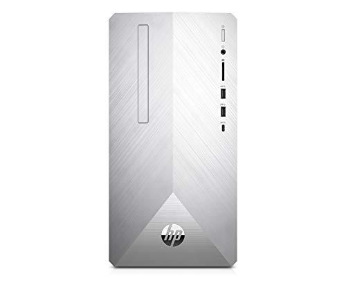 HP Pavilion 595-p0026nl Desktop PC, Intel Core i5-8400, 8 GB di RAM, SSD da 256 GB, NVIDIA GeForce...