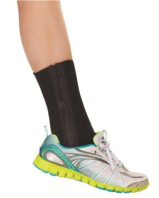 J GO Ankle Genie Protective Ankle Brace Accelerated Recovery Reduced Muscle Fatigue Breathable & Comfortable Compression Support Sports