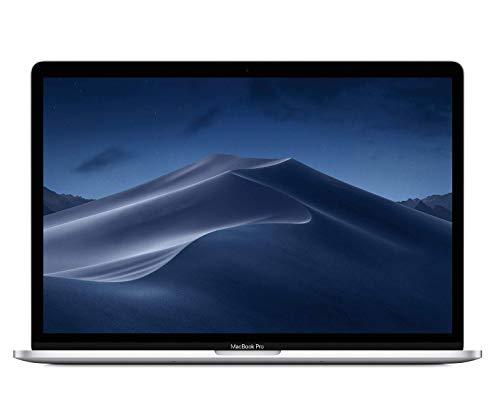 New Apple MacBook Pro (15-inch, Retina 4K Display, 2.3GHz 8-core 9th-Generation IntelCorei9 Processor, 512GB) - Silver