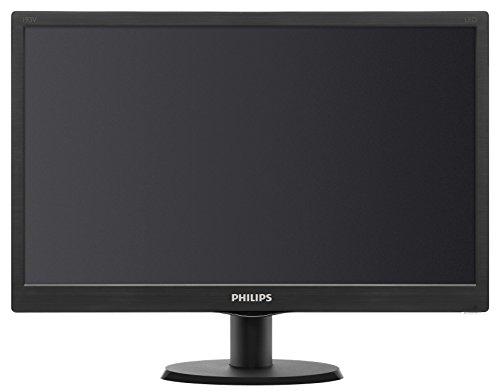 """Phillips Ecran PC LED 18.5"""" 1366x768 16:9 5ms 26"""