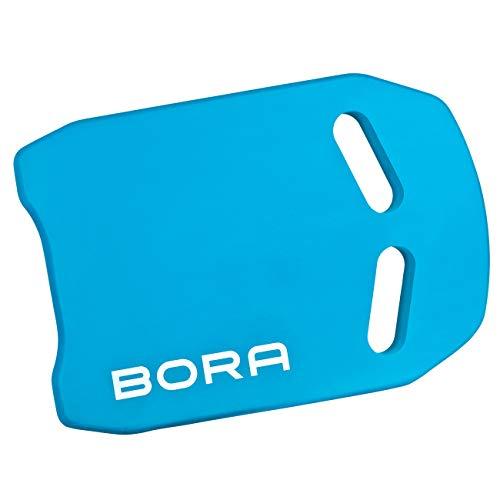 BoraSports Premium Schwimmbrett - Kickboard ideal für Schwimmübungen & Training (Blau)