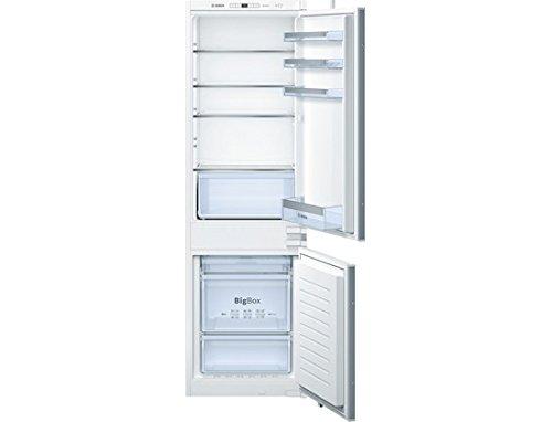 Bosch KIN86VS30 Incasso 255L A++ Bianco frigorifero con congelatore