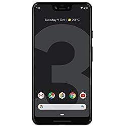 Google Pixel 3 XL (Just Black, 4GB RAM, 64GB Storage)