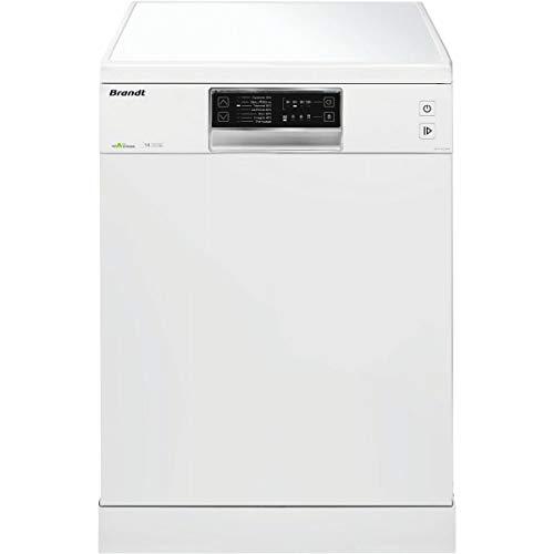 Brandt DFH14524W lavastoviglie Libera installazione 7 coperti A++