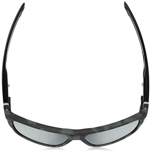 Oakley-Hombre-Crossrange-Patch-938207-60-Gafas-de-sol-Negro-Black-CamoBlack