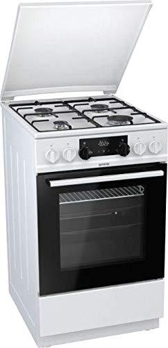 Gorenje K5341WJ Piano cottura Gas A Bianco cucina