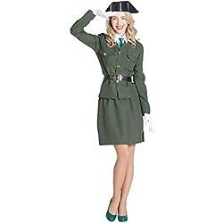 Car&Gus Disfraz de Guardia Civil para Mujer
