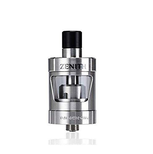 Innokin Zenith MTL Tank 2mL Sub Ohm Atomizzatore Sigaretta Elettronica Senza Nicotina (Argento) con...