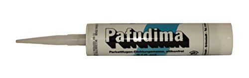 Berger-Seidle Pafudima, parquet e bocchetta per fessure con guarnizione massa, Azobe/teak, 310 ml