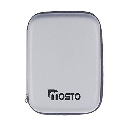 Mosto 6,35 cm (2,5') Portable Hard Disk esterno HDD per il trasporto in viaggio, con custodia...