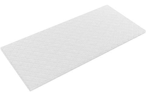 Evergreenwen - Twist bed materassino waterfoam arrotolabile supporto ergonomico piazza e mezza 120x195