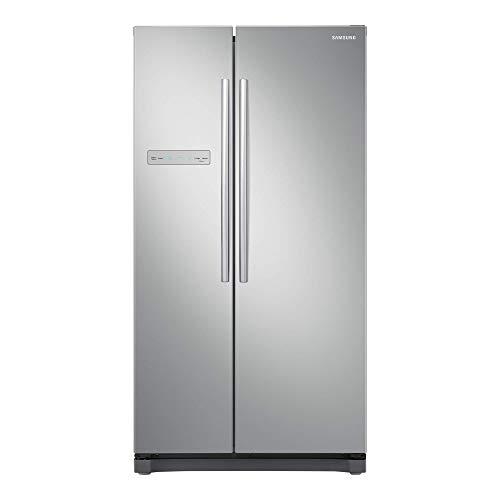 Samsung RS54N3003SA/ES Figorifero Side By Side, Premium Silver [Classe di efficienza energetica A+]