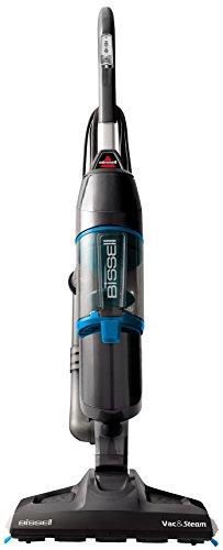 BISSELL Vac&Steam Titanium - Aspirateur et Nettoyeur à vapeur 2-en-1