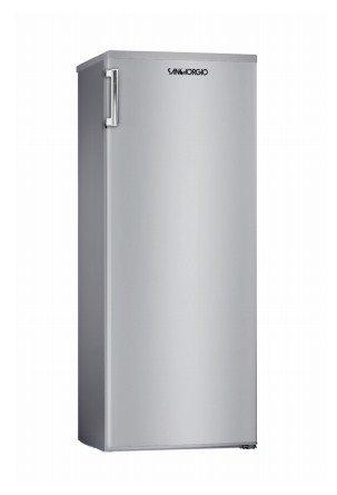 SanGiorgio SF20NFS Libera installazione Verticale 183L A+ Argento congelatore