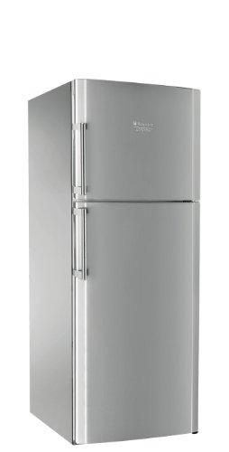 Hotpoint ENTMH 18320 VW 03 Freestanding 414L A++ Acciaio inossidabile fridge-freezer -...