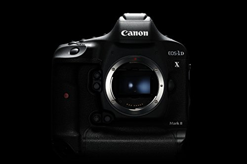 Canon EOS 1D X Mark II 21.5MP CMOS 5472 x 3648Pixeles Negro - Cámara digital (Cuerpo de la cámara SLR, CMOS, 5472 x 3648 Pixeles, 5472x3648, 4368x2912, 3648x2432, 2736x1824, 5472x3648, 4104x2736, 2736x1824, 3:2, 35,9 x 23,9 mm)