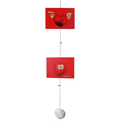 Cliff Hanger SLIMLINE Fotoseil – 200 cm Magnetschnur inkl. 10 Power-Magneten