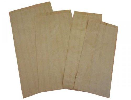 Sacchetti di carta marrone - Formato cm. 17x40 - Scatola da Kg. 10 contenente 900 sacchetti circa -...