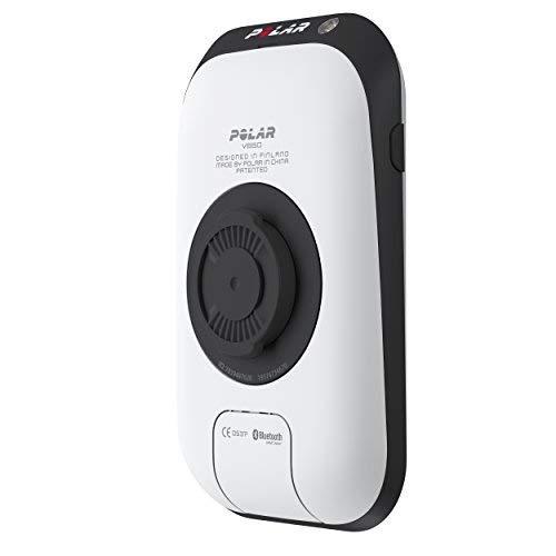 Polar V650 Ciclocomputer con GPS Integrato senza Fascia Cardio, Unisex – Adulto, Bianco/Nero,...