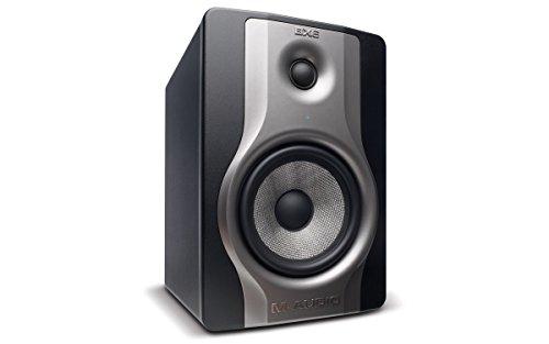 M-Audio BX6 Carbon - Monitor de estudio activo profesional para la producción musical y mezcla