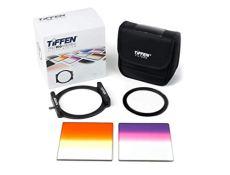 Tiffen Skyline PRO100Series 4x 4y 4x 5.650Soporte de Filtro Kit-Negro