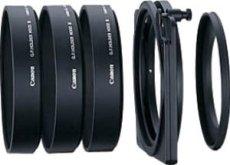 Canon Gelatin Filter soporte III para cámara - Negro