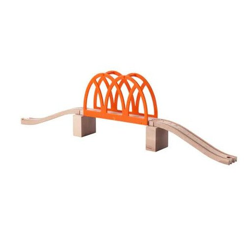 Lillabo Ikea Brücken Set Für Eisenbahn 5 Tlg
