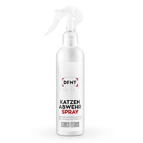 DFNT Katzenabwehr Spray   250ml Anti Katzen Spray   Katzenschreck & Katzenfalle Alternative   Effektive Katzen Abwehr   Katzenvertreiber Spray