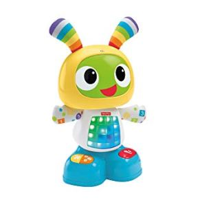 Fisher-Price- Robot Musical (Mattel DJY32)