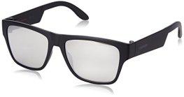 Carrera-5002ST-SS-DL5-Gafas-de-sol-Unisex-Adulto-Negro-Matte-Black-Grey-Speckled-Silver-55