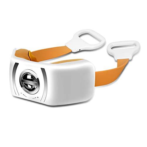 ZYJ Massaggiatore cervicale, Smart Home Impastatrice Hot Pack Multifunzione Massaggiatore Design 3D...