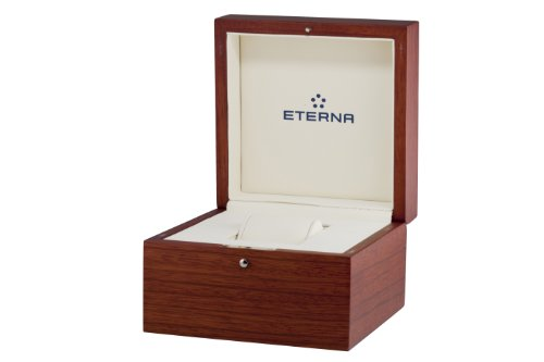 Eterna Vaughan Big Date Uhr, Eterna 3030, Shapir-Glas entspiegelt - 2
