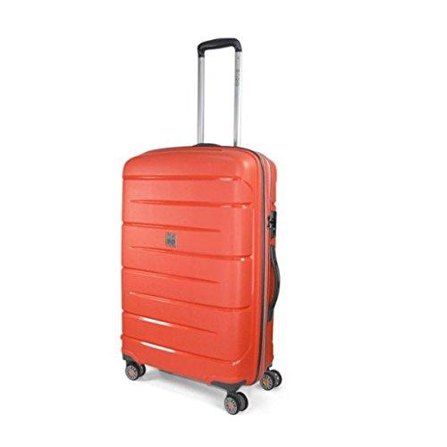 Roncato Starlight 2.0 Trolley, 71 cm, 80 litri, Arancione