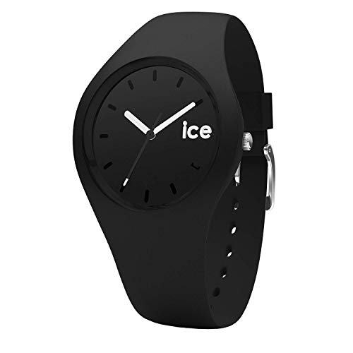 Ice-Watch - ICE ola Black - Reloj nero para Hombre (Unisex) con Correa de silicona - 001226 (Medium)