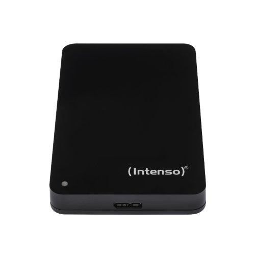 Intenso HDD Esterno 500Gb, 2.5', Nero