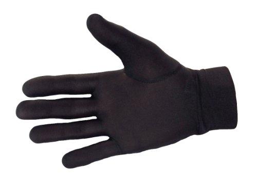 Therma Glove - Guanti termici 100% pura seta per ciclismo, sci, dog sitting, giardinaggio e...