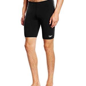 Speedo - Essential Endurance Short - Homme - Noir - FR: 44 (Taille Fabricant: 36/90 cm)