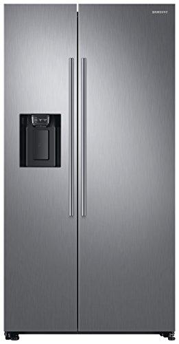 Samsung libera installazione - Frigorifero Side by Side RS67N8210S9 finitura Metal Inox 91cm