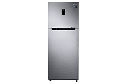 Samsung RT38K5535S9 Freestanding 384L A++ Stainless steel fridge-freezer - Fridge-Freezers (384 L, SN-T, 6 kg/24h, A++, Fresh zone compartment, Stainless steel)