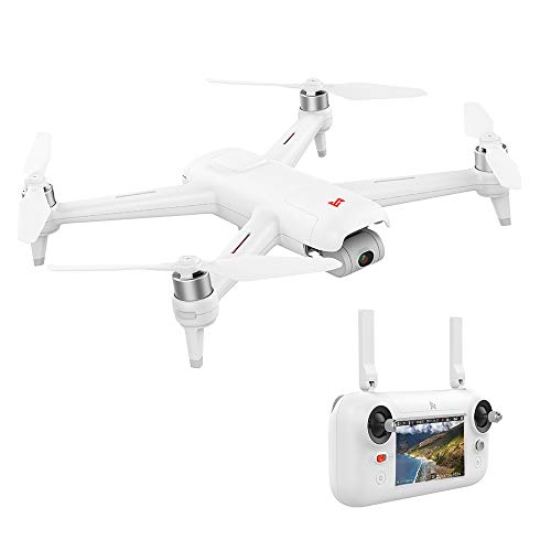 Goolsky Xiaomi FIMI A3 GPS Drone con Fotocamera 3 Assi Gimbal 1080P 5.8G FPV Trasmissione in Tempo...