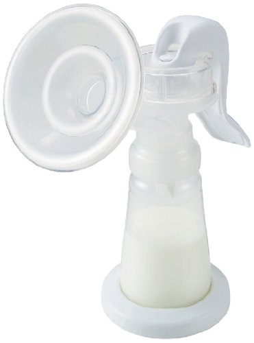 Pigeon Manual Breast Pump-With Pp200ml Printed Bis Logo