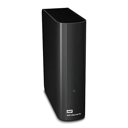 WD Elements Desktop 2TB - Hard Disk Esterno, USB 3.0