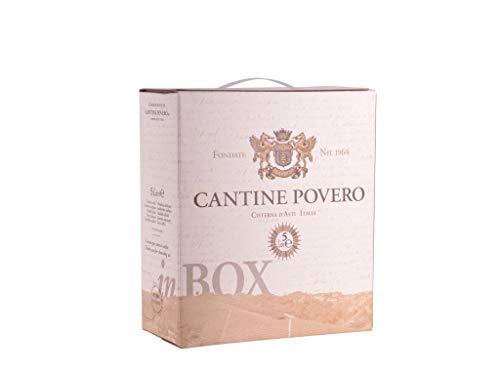 Cantine Povero - Bag in Box 5 lt. Bonarda