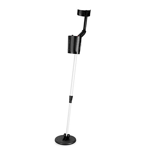 DURAMAXX Cercametalli Metal Detector (Bobina Impermeabile di 16,5 cm, Ricerca Fino a 1,5 m,...