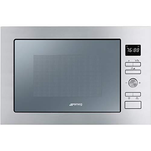 Smeg FMI425S forno a microonde Incasso Microonde con grill 25 L 900 W Acciaio inossidabile