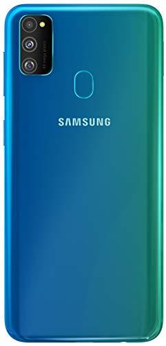 Samsung Galaxy M30s (Sapphire Blue, 4GB RAM, Super AMOLED Display, 64GB Storage, 6000mAH Battery) 5