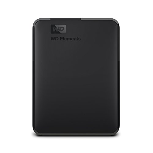 Western Digital Elements Portable HDD Esterno 2000 GB, 3.5 Pollici, USB 3.0, Compatibilita' Mac,...